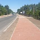 Przebudowa drogi wojewódzkiej nr 740 w m. Milejowice